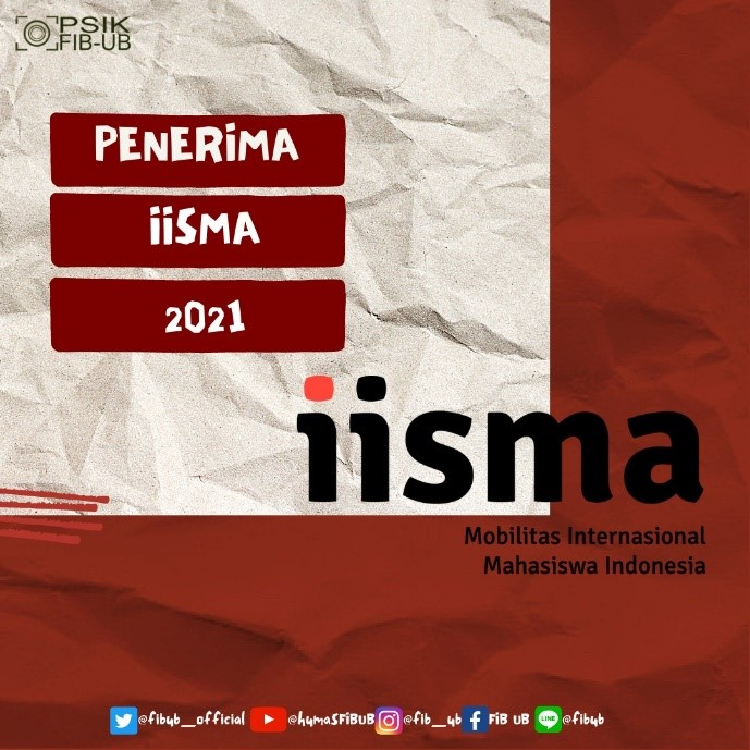 13 Students of FCS UB Received the IISMA Scholarship